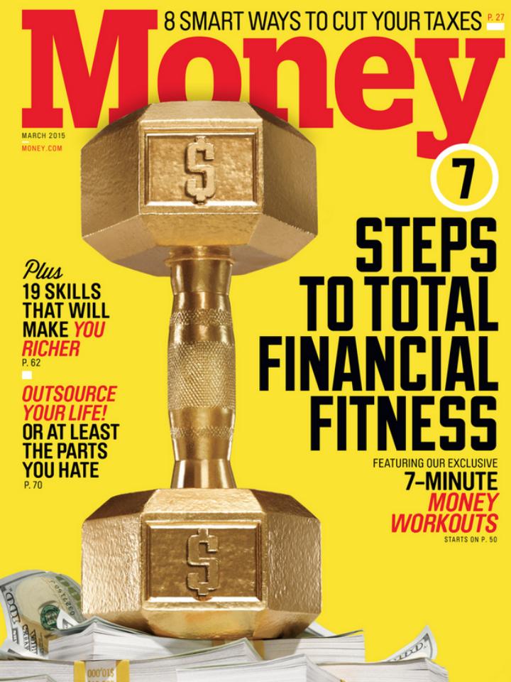 money magazine cover